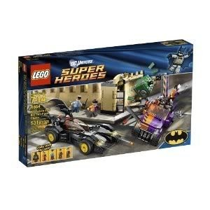 Toy / Game Cool Lego (レゴ) Super Hero (スーパーヒーローズ) es (スーパーヒーローズ) Batmobile And