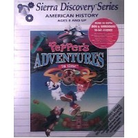 """Pepper's Adventures In Time (PC - 3.5"""" Disk) (輸入版)"""