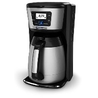 Black and Decker 12-Cup Thermal Coffeemaker コーヒーメーカー 【並行輸入品】
