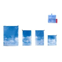 In The Clouds Travel Bag Set トラベルバッグ 4枚セット