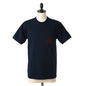 CAPTAIN FIN [キャプテンフィン] / ELECTRICITY S/S STA PKT TEE (プリント Tシャツ 半袖 カットソー) CFM3041501【PIE】