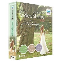 Corel VideoStudio Pro for Wedding Produced by マイナビウエディング