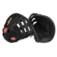 ローリングス メンズ 野球 グローブ【Rawlings Heart of the Hide First Base Mitt】Black
