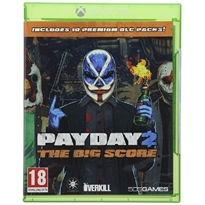 Payday 2 The Big Score (Xbox One) (輸入版)