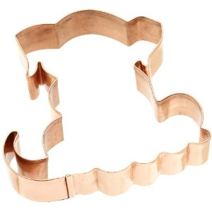Old River Road Dogs and Cats銅Cookie Cutters Puppy BCK31830