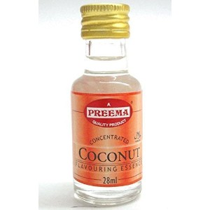 Preema Coconut Flavour Essence 28ml by Preema [並行輸入品]