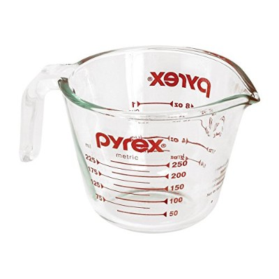 Pyrex Prepware 1-Cup Glass Measuring Cup by Pyrex