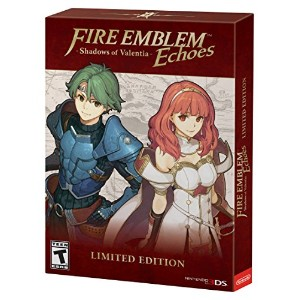 Fire Emblem Echoes: Shadows of Valentia Limited Edition - Nintendo 3DS - Imported USA.