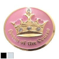 Navika Ladies Queen Ball Markers(#CL003)【ゴルフ レディース>ボールマーカー】