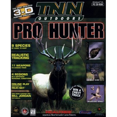 TNN Outdoors Pro Hunter (輸入版)