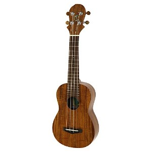 Big Island Ukulele HONU Traditional Series ソプラノ KT-SPS