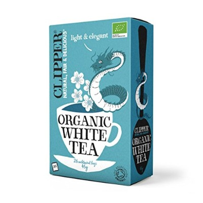 Clipper Organic White Tea +Peppermint 26 Bag (order 6 for trade outer) / ????????????????????????26...
