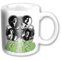 11oz White The Kinks Something Else Mug