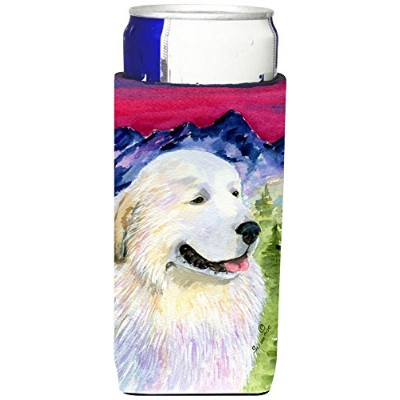 Caroline 's Treasures ss8473-parent Great Pyrenees Ultra Beverage Insulators forスリム缶ss8473muk、...