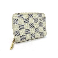 LOUIS VUITTON ルイヴィトン ダミエ アズール ジッピーコインパース コインケース 小銭入れ N63069
