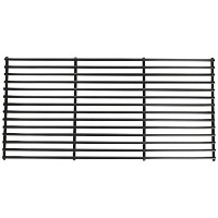 Music City Metals 50263 Porcelain Steel Wire Cooking Grid Replacement for Gas Grill Model Amana...