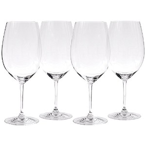 Riedel Vinum Cabernet Glass, Set of 4 [並行輸入品]