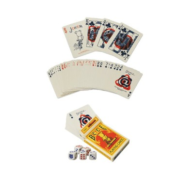 BE@RBRICK BICYCLE PLAYING CARDS POKER SET