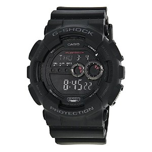 (カシオ) CASIO Men's GD100-1BCR G-Shock X-Large Black Multi-Functional Digital Sport Watch [並行輸入品]...