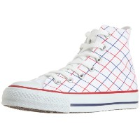 [コンバース] CONVERSE ALL STAR COLOR-GRID HI 1B874 WHT (ホワイト/7.5)
