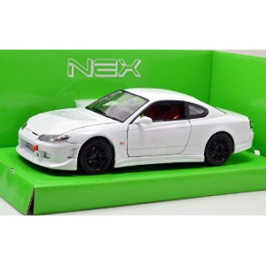 "WELLY 1:24SCALE ""NISSAN S-15"" WHITE ウィリー 1:24スケール 「日産 S-15」 ホワイト [並行輸入品]"