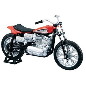 Maisto 1972 XR750 Racing Bike Harley Davidson Die-Cast Motorcycle 1:18 Scale by Maisto 1:18 Harley...