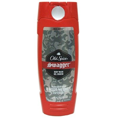 Old Spice オールドスパイス Red Zone Body Wash Swagger GEL 473ml [並行輸入品]
