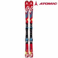 ATOMIC アトミック REDSTER MX + X12TLビンディングセット 165cm