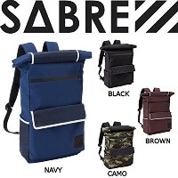 SABRE 2014秋冬 FREEDOM BACKPACK バックパック リュックサック バッグ 鞄 22~25リットル NAVY