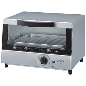 Tiger Corporation KAJ-B10U Double Infrared Toaster Oven with Removable Crumb Tray [並行輸入品]