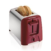Hamilton Beach 22623 Cool Wall 2-Slice Toaster, Red [並行輸入品]