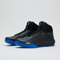 【NEW】AND1 アセンダーMIDBlack/Imperial Blue-Neutral Gray-White