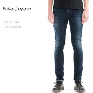 【SALE】NUDIE JEANS(ヌーディー ジーンズ)LEAN DEAN Deep Sparkle