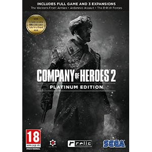 Company of Heroes 2: Platinum Edition (PC DVD) (輸入版)