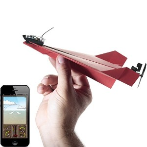 PowerUp 3.0 Smartphone Controlled Paper Airplane Conversion Kit - 紙飛行機をスマートフォンでコントロールするキット