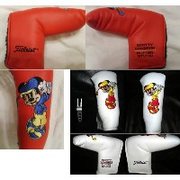 Scotty Cameron Mickey Mouse putter cover