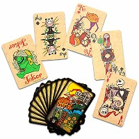 Disney(ディズニー) The Nightmare Before Christmas Playing Card Set ナイトメアー・ビフォア・クリスマスのトランプ 【並行輸入品】