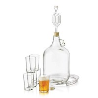 Libbey 56684PerfectハードサイダーBrewキット、クリア