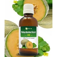 MUSK MELON OIL (Cuvumis Melon) 100% NATURAL PURE CARRIER OIL 50ML