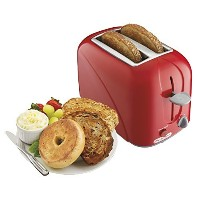 Proctor Silex 22204 2-Slice Toaster, Red [並行輸入品]