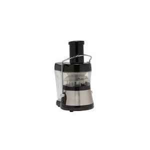 Jason Vale Fusion Juicer Stainless Steel - Centrifugal Juice Extractor [並行輸入品]