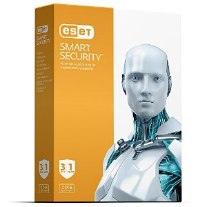 ESET SMART SECURITY 2016 (1 Year 3 PC)