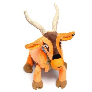 Zoobies Plush Toy, Gamba The Gazelle by Zoobies [Toy] [並行輸入品]