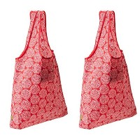 Set of 2 Knalla Shopping Bags by Ikea