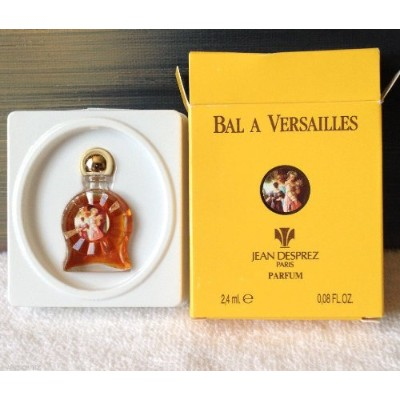 Bal A Versailles (バラ ベルサイユ) 0.08 oz (2.4ml) Parfum (純粋香水) by Jean Desprez for Women