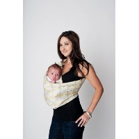 Hotslings Adjustable Pouch Baby Sling ポーチ スリング (レモンミスト)