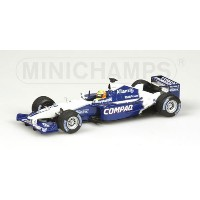 WILLIAMS | F1 BMW FW23 N 5 1st WINNER GP SAN MARINO 2001 R.SCHUMACHER | WHITE BLUE /Minichampsミニチャンプ...