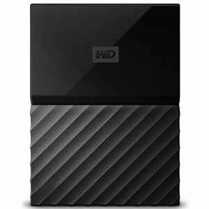 WesternDigital WDBP6A0020BBK-WESN My Passport for Mac ポータブルHDD 2TB USB3.0接続