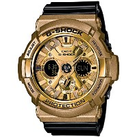 [カシオ]CASIO 腕時計 G-SHOCK Crazy Gold  GA-200GD-9B2JF メンズ
