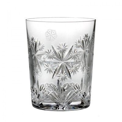 (One Size, None) - The 2016 Snowflake Wishes Old Fashioned Glass